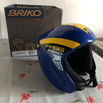 Caschetto Briko o Ski Helmets 58 cm, child size