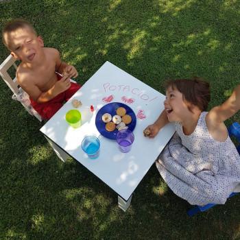 Potacio - Il tavolino riscrivibile