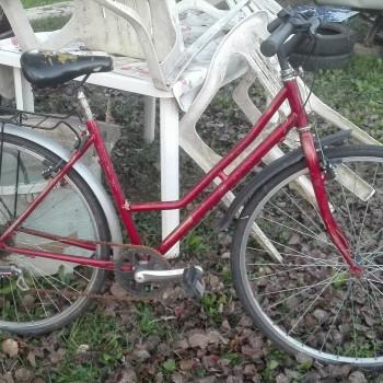 Bicicletta da donna city bike