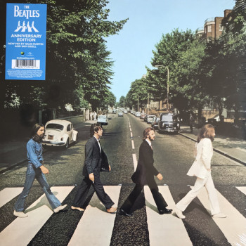 BEATLES ABBEY ROAD - 50TH - VINILE