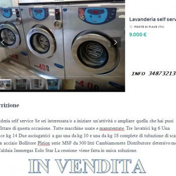 componenti lavanderia self service