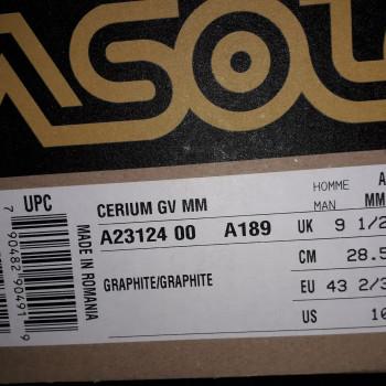 Scarponi Asolo Cerium taglia 43 2/3