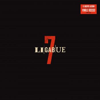LIGABUE - 7 - VINILE ROSSO
