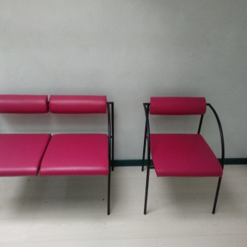 Sedie sala d'attesa