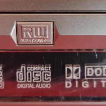 REGISTRATORE DVD RENDER DV800HS NUOVO!!!