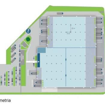 Magazzino in affitto a Brembio (LO)
