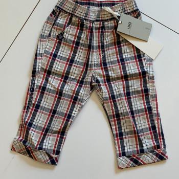 Pantalone quadrettoni maschio