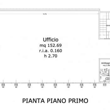 Ufficio in affitto a Forlì (FC)