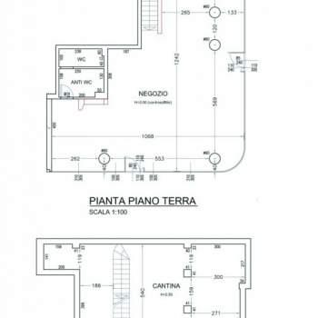 Negozio in affitto a Cesena (FC)