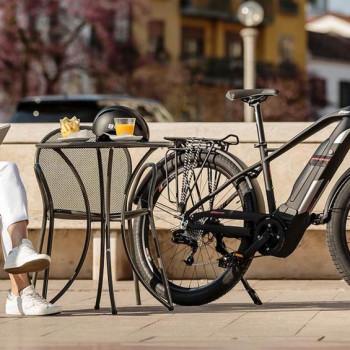 E-bike Fantic LIVING INTEGRA nuova demo