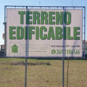 Terreno in vendita a Carpi (MO)
