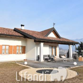 Villa in vendita a Telve (TN)