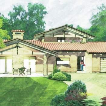 Villa in vendita a Verrone (BI)