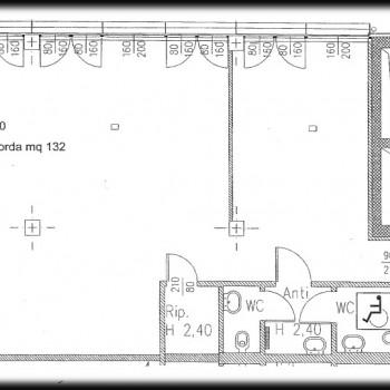 UFFICI IN AFFITTO A RONCADE DI VARIE METRATURE RIF. UF-96