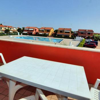 Caorle - Spiaggia di Levante, Bilocale in Residence con Piscina