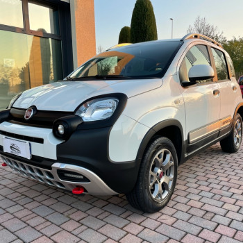 Fiat Panda Cross 1.3 MJT 95 CV S 4X4 **5 POSTI**