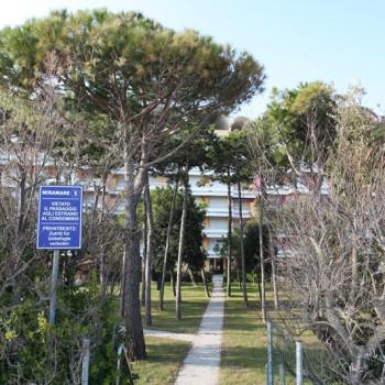 Appartamento Porto Santa Margherita Caorle fronte mare