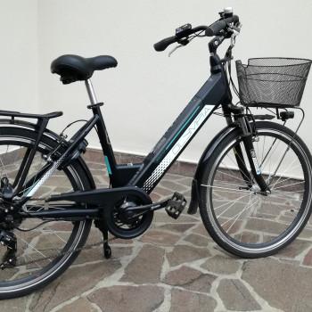 Bicicletta elettrica donna