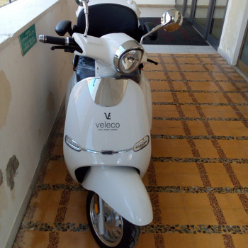 Scooter elettrico 3 ruote mod. Luxury