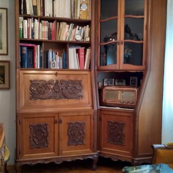 Mobile libreria in stile per studio o salotto
