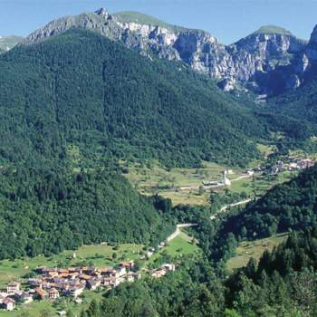 Casa a schiera in vendita a Sovramonte (Belluno)
