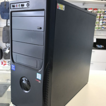 PC DESKTOP I3/4GB/500GB/VIDEO1GB/WINDOWS 10 PRO