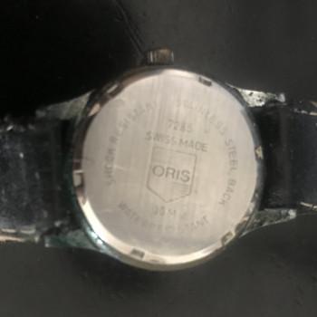 Oris orologio anni ottanta