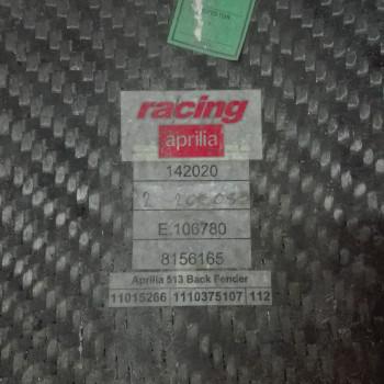 Parafango posteriore in Carbonio per Aprilia Rsv/Tuono 1000
