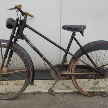 Bicicletta antica marca Iride