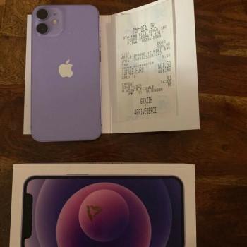 Apple iPhone 12 Mini 64 Viola Perfetto
