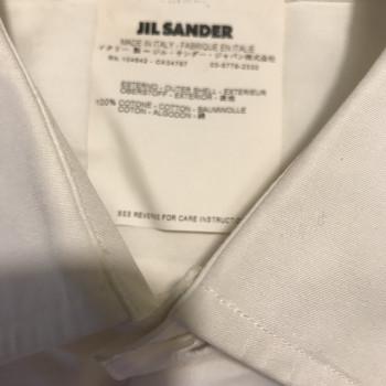 Jil Sander camicia uomo