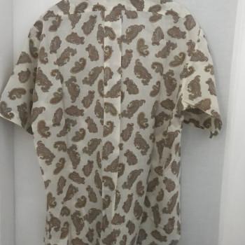 Camicia vintage anni settanta