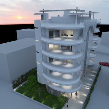 Appartamento nuovo vista darsena