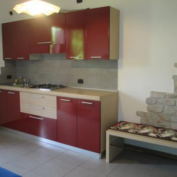 Mini appartamento arredato
