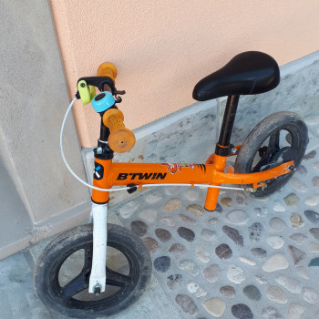 Bici bambino senza pedali