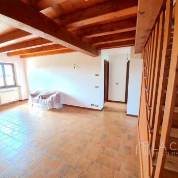 Appartamento tricamere in vendita nel centro storico di Valvasone - Rif.A3