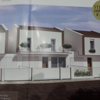 Villa a schiera via Francesco Petrarca 8D, Zero Branco Rif. 521 - 26/05/2020