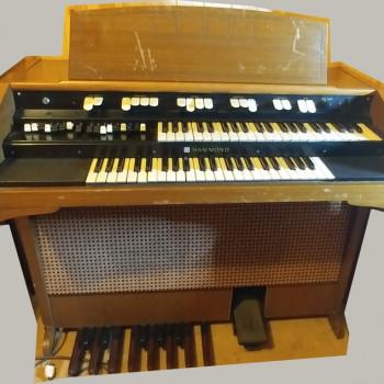 Organo Hammond L122S con Leslie a transistor mod. 770