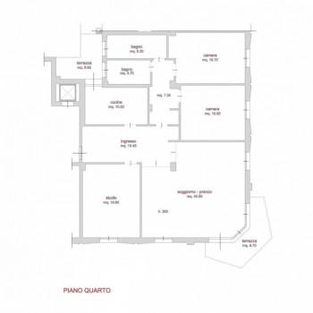 Appartamento ottimo stato, quarto piano, Treviso - Rif. 000230 - 12/06/2020