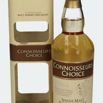 Isle of Jura 18yo Single Malt Whisky Gordon