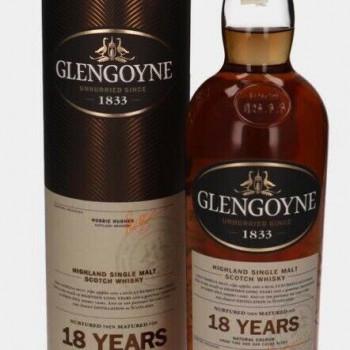 Glengoyne 18yo Single Malt Whisky 1lt.