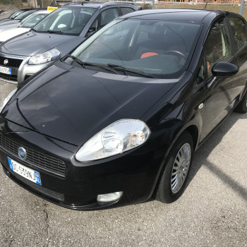 Fiat Grande Punto 1.4cc 5 Porte