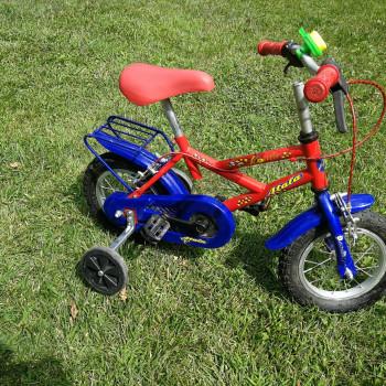 Vendo bicicletta bambino