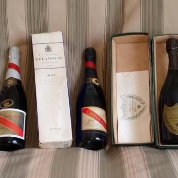 8 Bottiglie Champagne