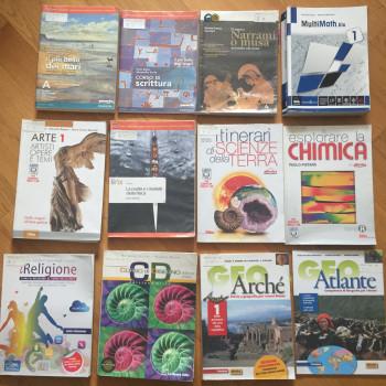 libri scolastici liceo Marconi