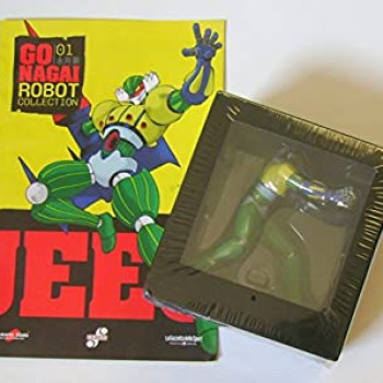 Go Nagai Jeeg Robot collection