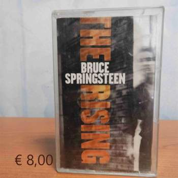 Musicassetta Bruce Springsteen
