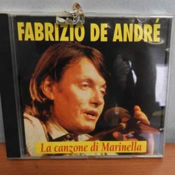 Cd Fabrizio De Andrè - La canzone di Marinella