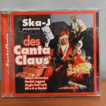 Cd Des Canta Claus di Ska-J