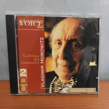 Cd Vladimir Horowitz CD2 - musica classica